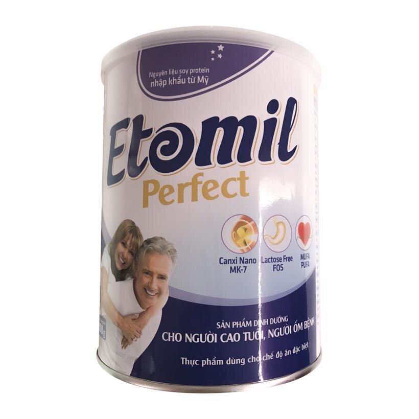 Sữa bột Etomil Perfect