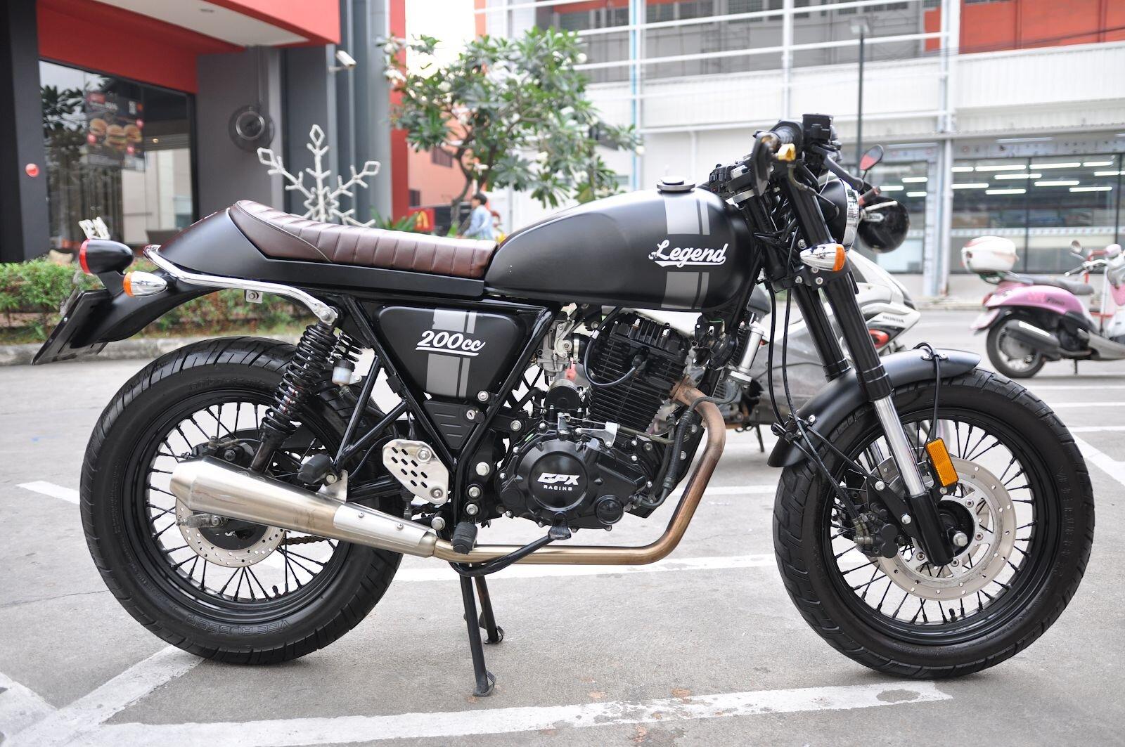 GPX Legan mang phong cách cổ điển đến từ Thái Lan