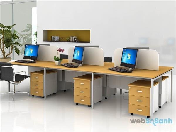 chọn bàn văn phòng