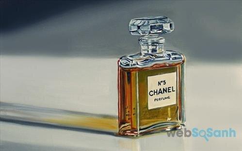 Nước hoa nữ Chanel No.5 (Tinh dầu)