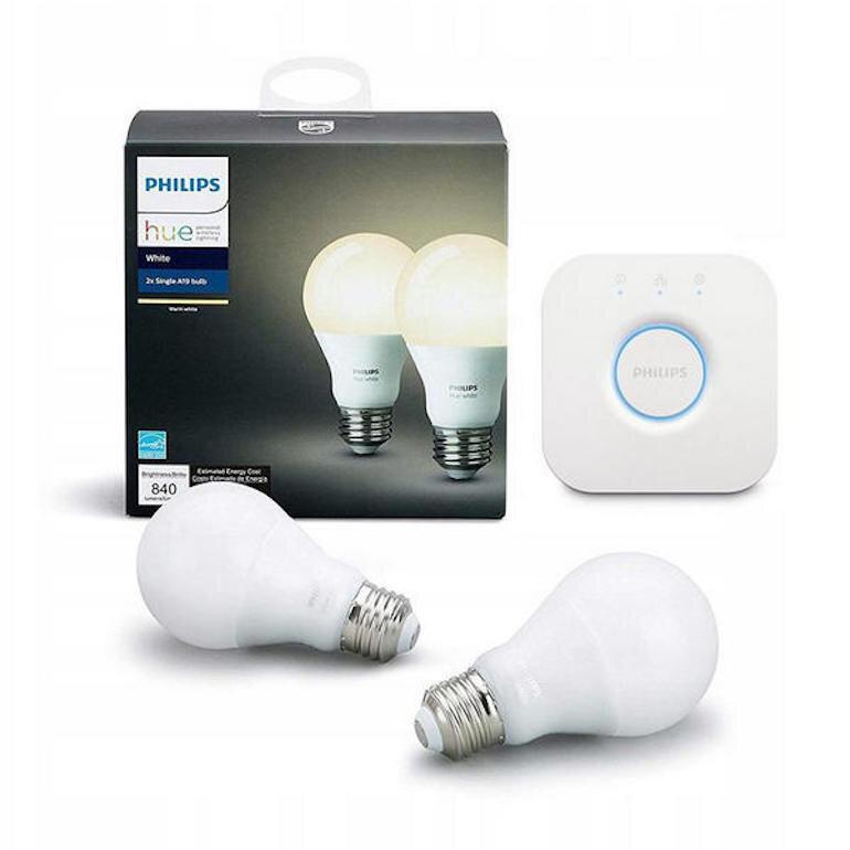 Sản phẩm bóng đèn thông minh cho cuộc sống thêm phần tiện ích đến từ Philips