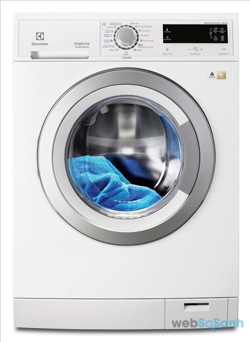 Hướng dẫn cách sử dụng máy giặt cửa ngang Electrolux