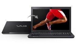 Chế độ Rapid Wake của Laptop Sony Vaio Fit SVF15A16CX