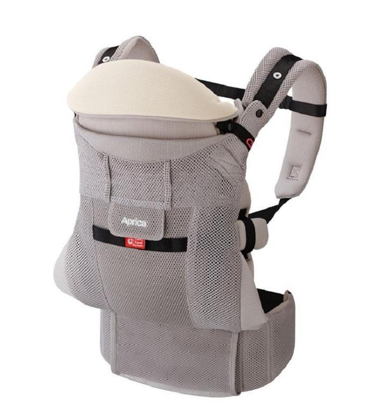 Địu em bé Aprica Colan CTS Smart Gray 39552