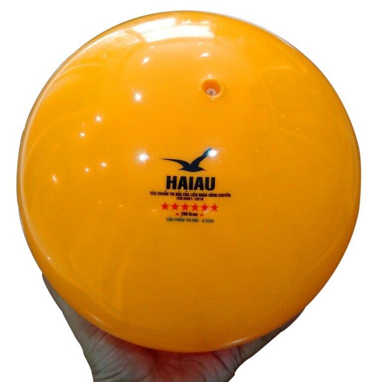 Quả bóng chuyền hơi tiêu chuẩn phải có độ nảy từ 40cm trở lên