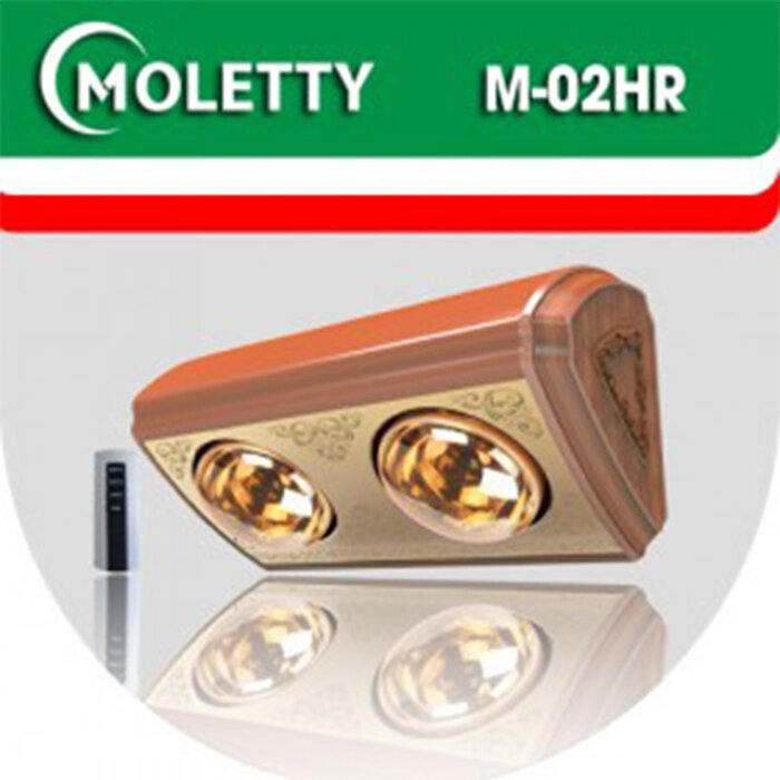 Đèn sưởi Mollety M-02HR (M-2HR)