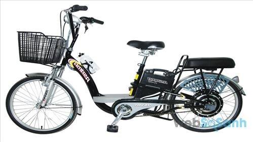 hướng dẫn cách sạc pin xe đạp điện Asama