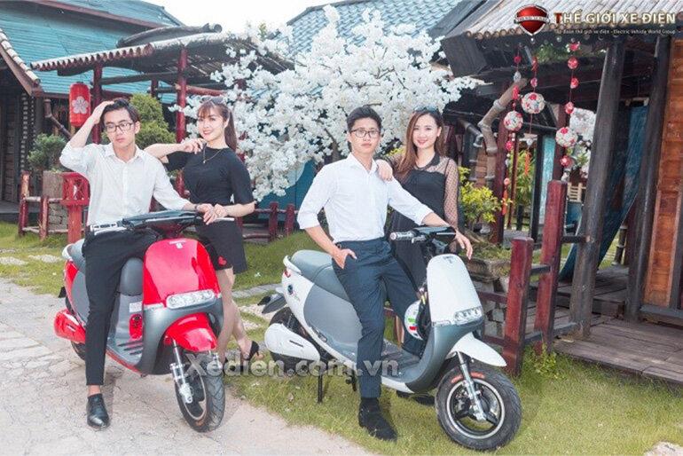 Xe điện Gogo Dibao nhập khẩu chính hãng Đài Loan