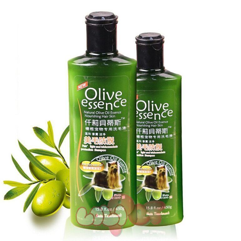 Sữa tắm cho mèo Olive được nhiều sens ử dụng cho
