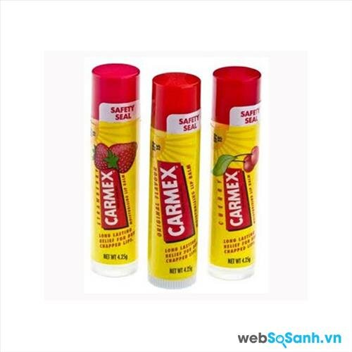 Son dưỡng môi Carmex lip balm stick
