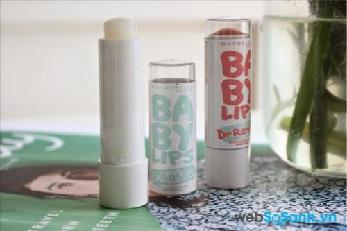 Son dưỡng môi Maybelline Baby Lips Dr Rescue