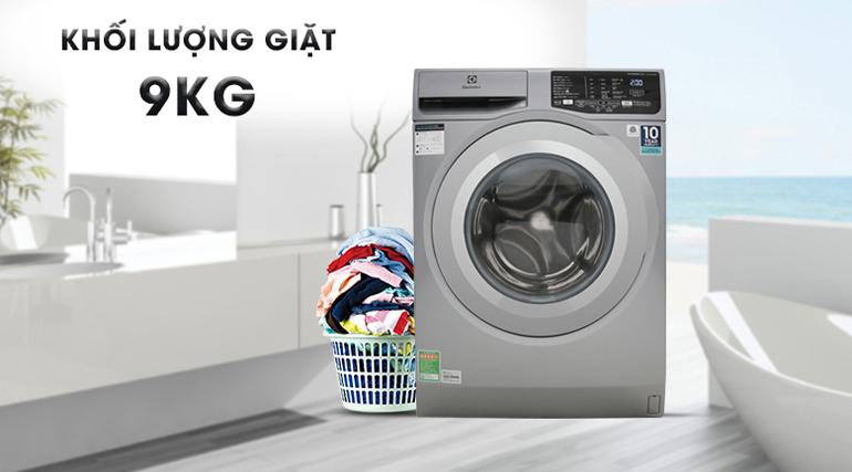Máy giặt Electrolux EWF9025BQSA 9kg