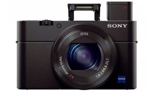 The Sony Cyber-shot RX100 M3 is a pocketable camera which boasts a large 1-inch-type (13.2...