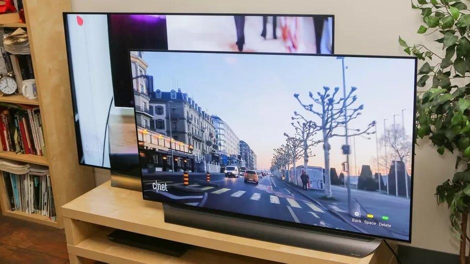 Tivi LG C8 với công nghệ màn hình tối ưu mang đến trải nghiệm hoàn hảo