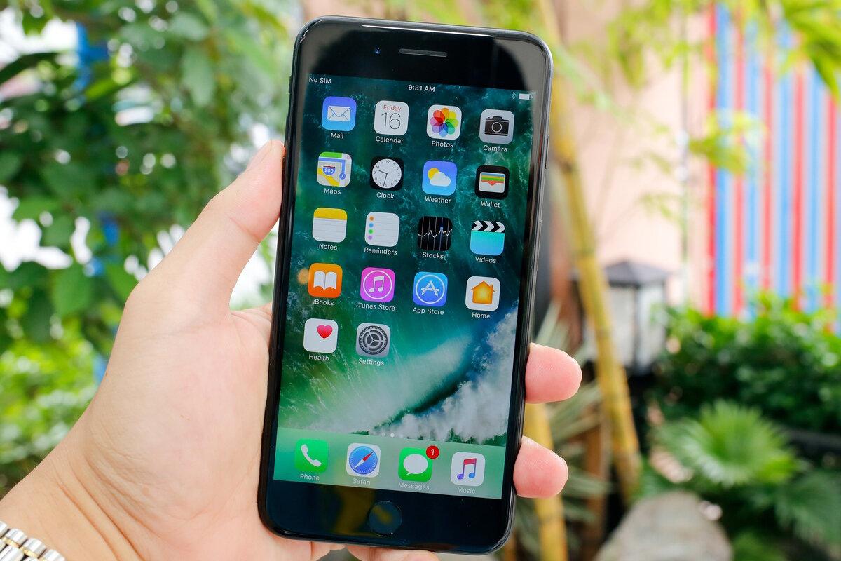 iPhone 7 Plus 128GB thỏa sức chơi game, lướt mạng