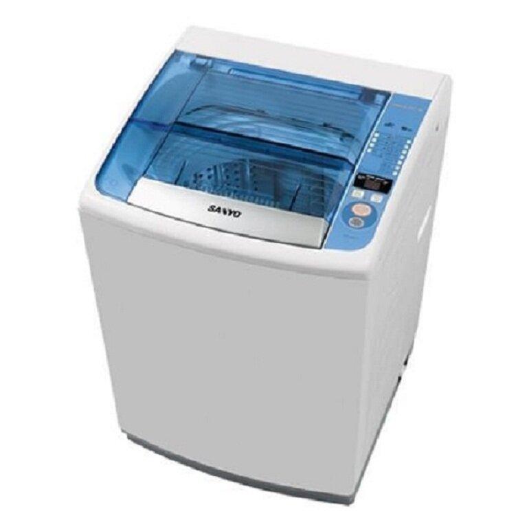 Máy giặt cửa phía trên ngày càng trở nên hiện đại