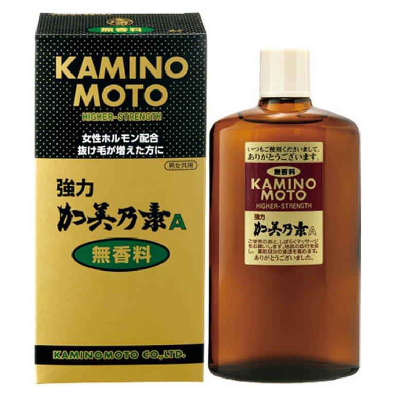 Thuốc xịt kích thích mọc tóc Kaminomoto