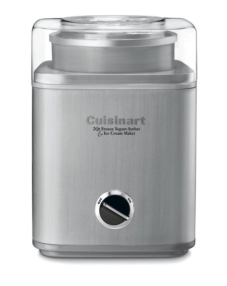 Hướng dẫn cách sử dụng máy làm kem Cuisinart ICE-20