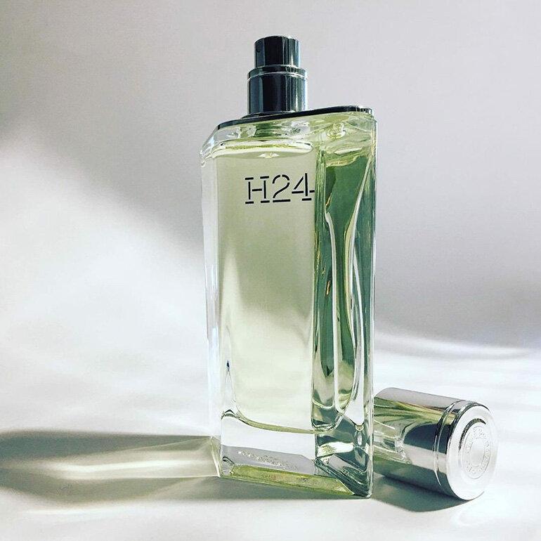 Nước hoa nam Hermes độc đáo có thêm hương kim loại