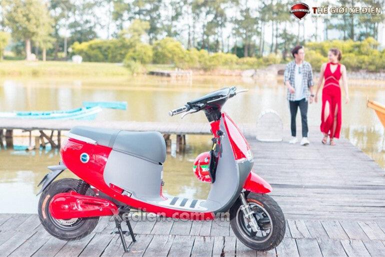 Gogo Dibao 2 phanh đĩa chính hãng Dibao