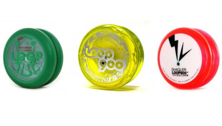Yoyo Double Looping (2A)