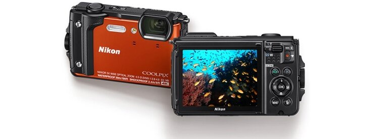 4 mẫu máy ảnh chống nước tốt nhất