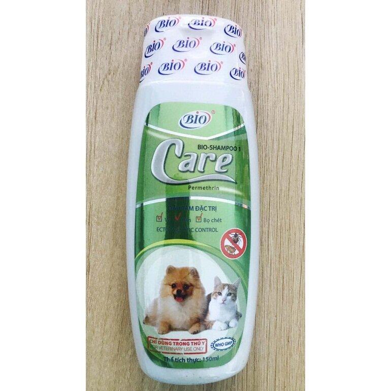 Sữa tắm trị rận cho mèo Bio Care