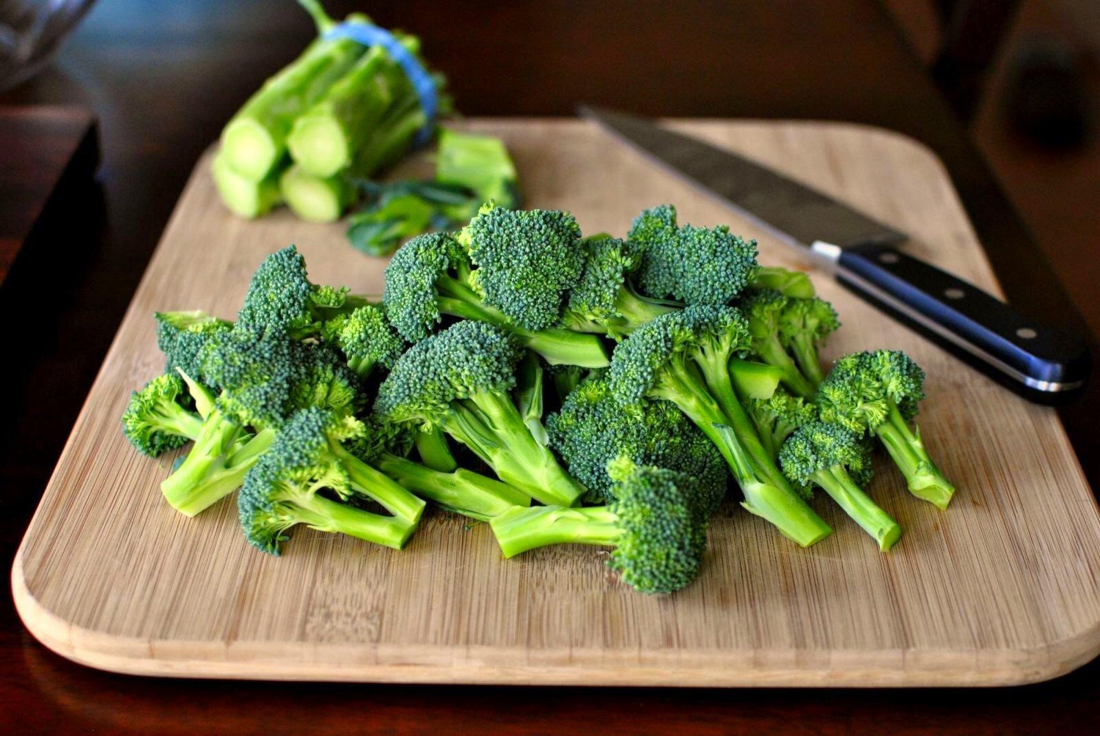 Lựa chọn bông cải xanh trong thực đơn hàng ngày sẽ giúp sức khỏe được cải thiện hơn