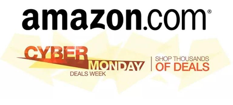 Amazon Cyber Monday Deals Week (26/11-30/11/2018)
