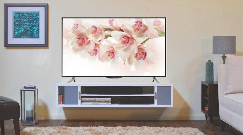 Smart tivi Sharp 50 inch có nhiều ưu điểm vượt trội