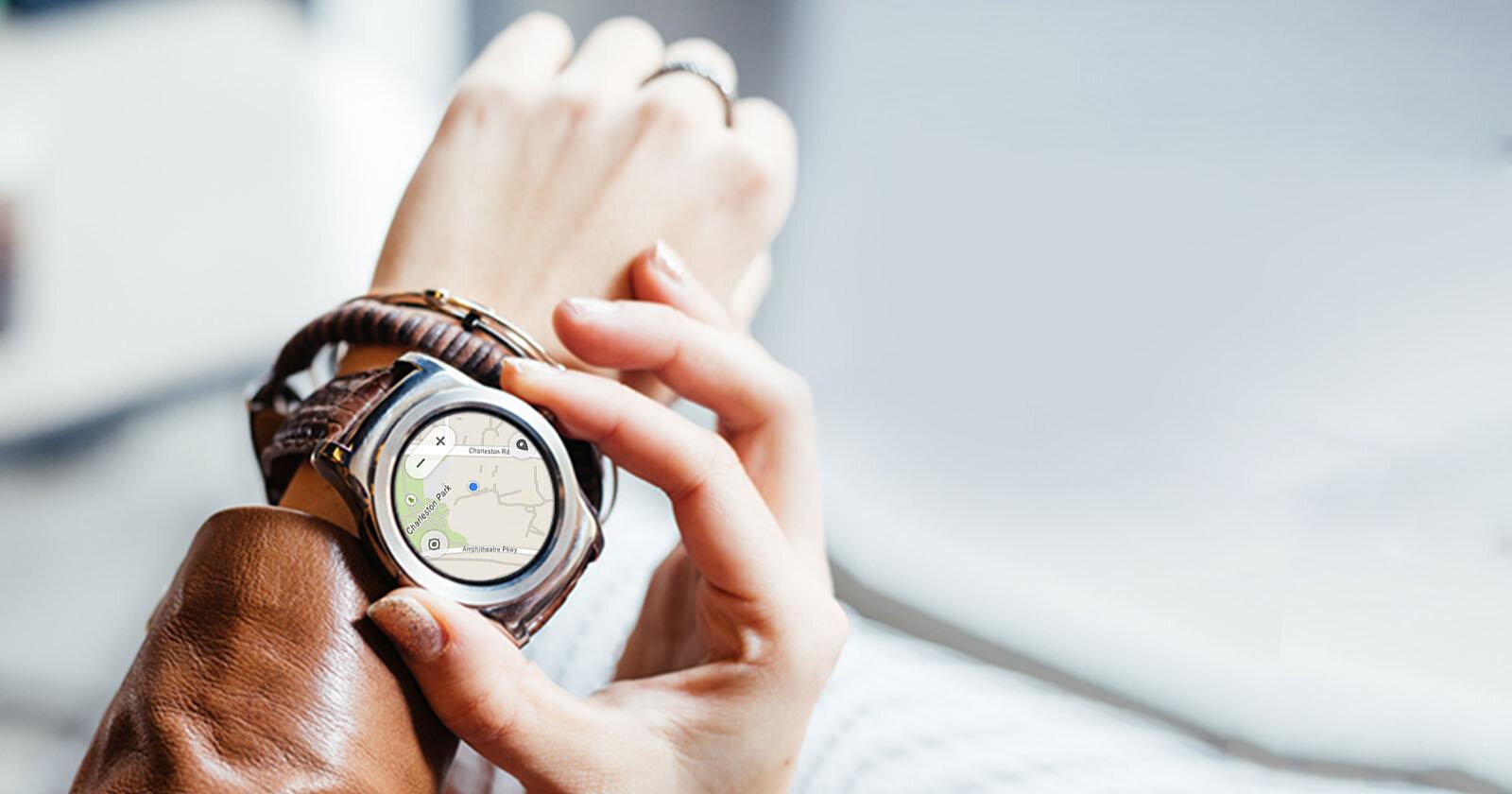 LG Watch Style có thiết kế mỏng manh phù hợp cho phái đẹp