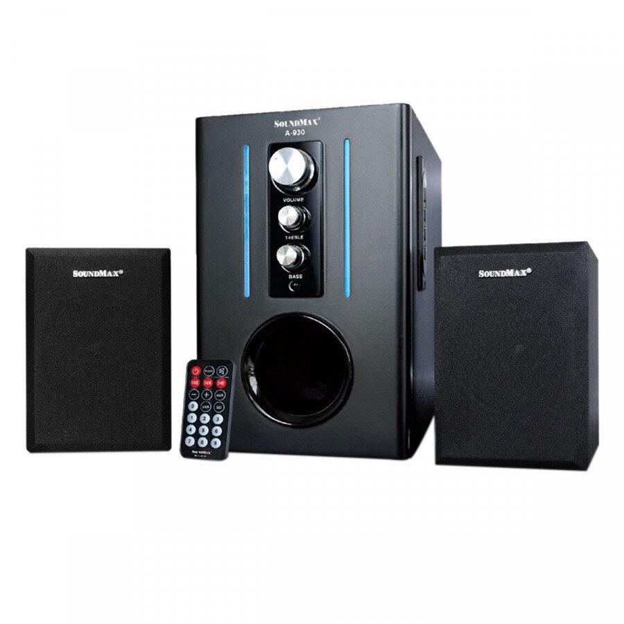 Loa vi tính Soundmax - thương hiệu Việt