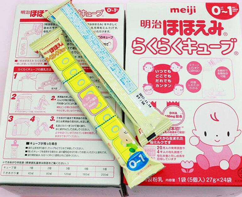 Sữa Meiji thanh tiết kiệm chi phí cho mẹ khi đi sinh