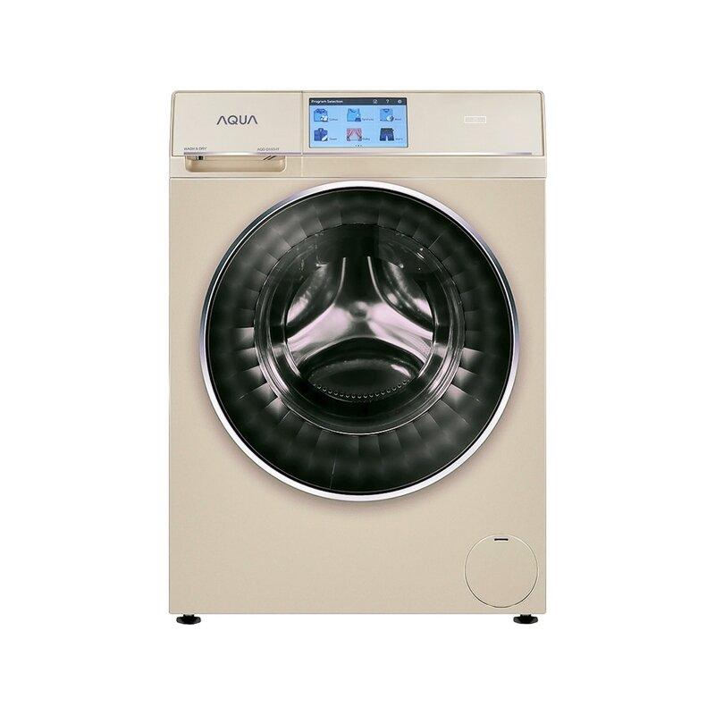 Máy Giặt Sấy khô Aqua AQD-D1000HTN Inverter