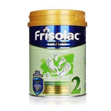 Giá sữa bột Friso mới nhất
