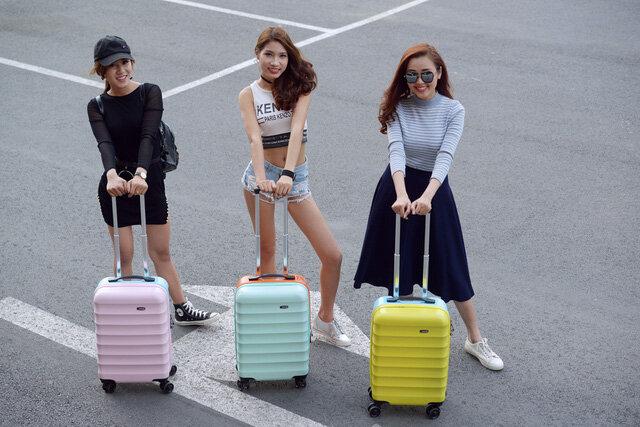Kinh nghiệm chọn vali