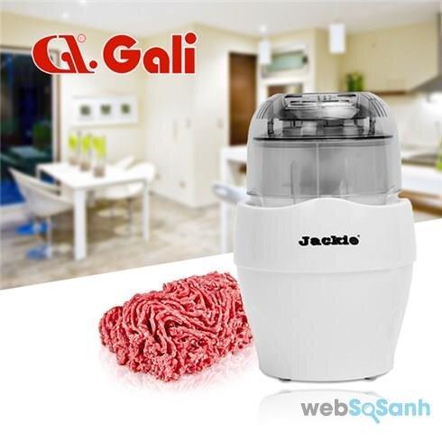 máy xay thịt điện giá rẻ 400 nghìn Gali