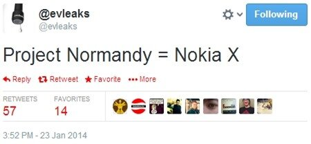 Nokias Android-based Normandy to be called Nokia X?