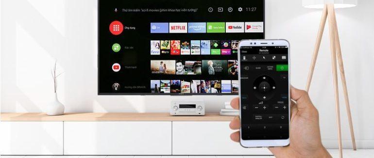 Android Tivi Sony 4K 49 inch KD-49X8000G - Giá tham khảo: 14.050.000 vnđ