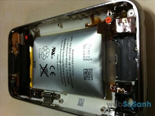 Pin trên điện thoại rất dễn bị hư nếu sử dụng không đúng cách