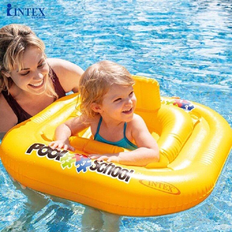 Phao bơi Intex có xuất xứ từ Mỹ