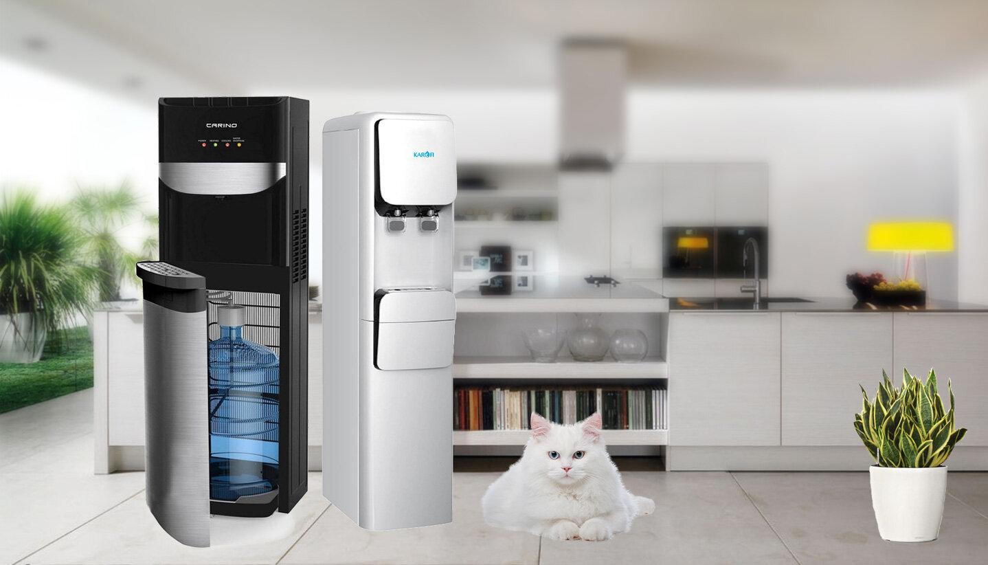 Câu trả lời cho câu hỏi có nên mua cây nước nóng lạnh không là có nếu bạn biết chọn đúng sản phẩm