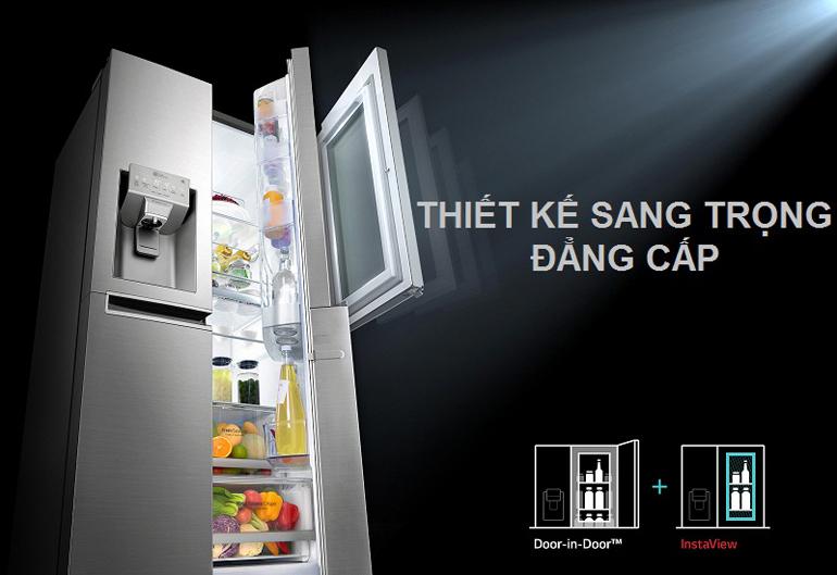 Tủ lạnh LG GR-X247JS