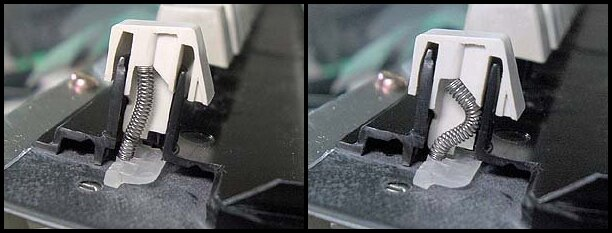 bàn phím cơ là gì