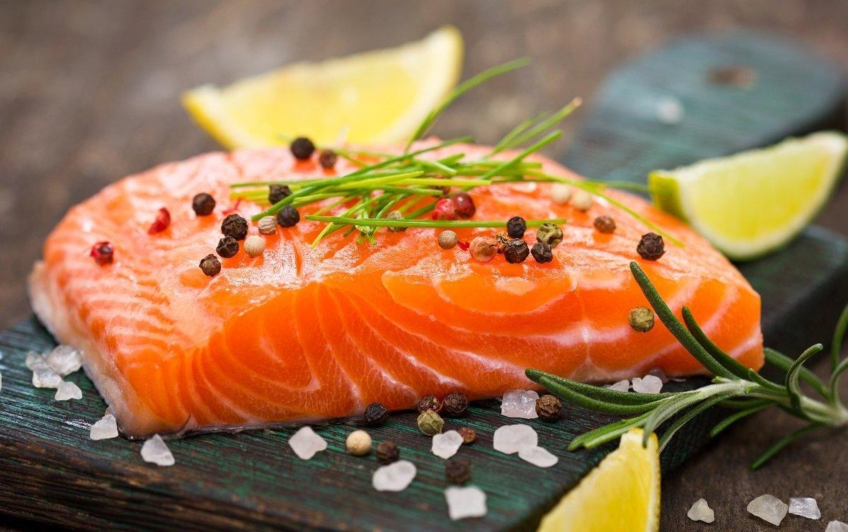 Cá hồi mang đến lợi ích tuyệt vời cho sức khỏe