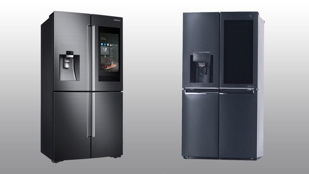 Lựa chọn tủ lạnh LG hay Samsung tùy vào nhu cầu của mỗi người