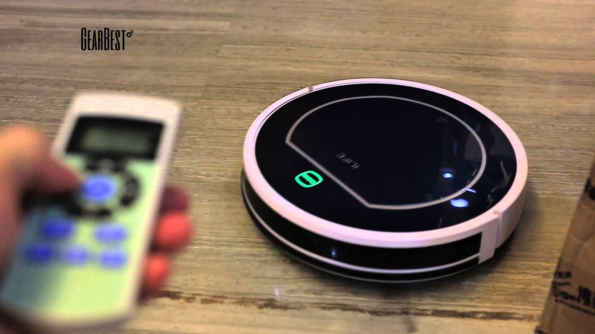robot hút bụi iLife