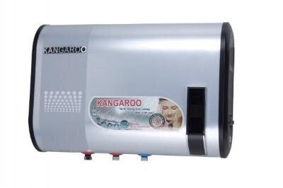 Bình tắm nóng lạnh gián tiếp Kangaroo KG64 (KG 64) - 2500W, 22 lít, chống giật