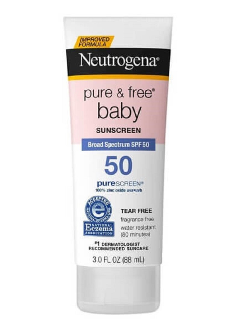 Kem chống nắng Neutrogena Pure & Free Baby