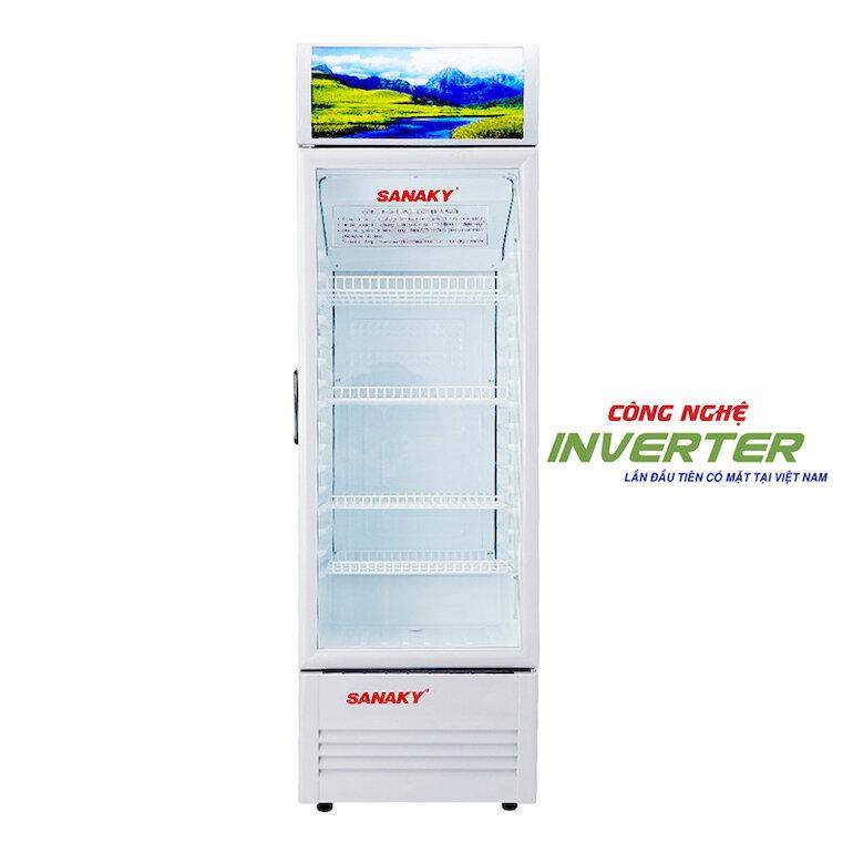 Tủ mát Inverter Sanaky VH-408K3L 400 lít